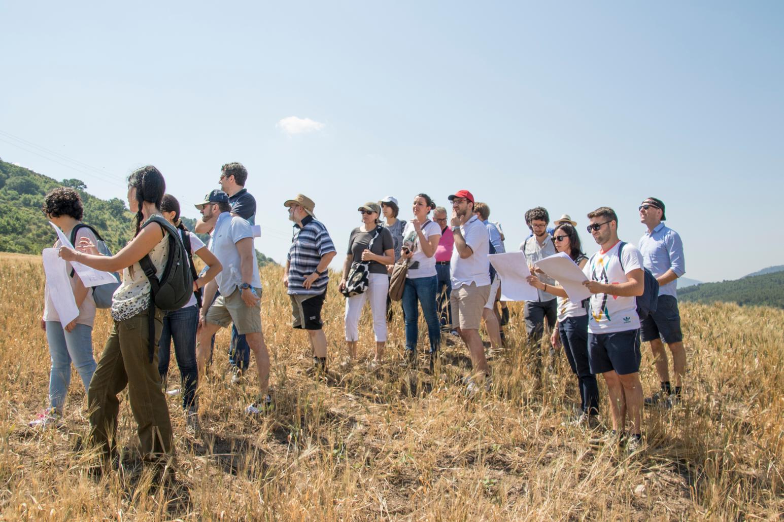 Group excursion Bari 2015